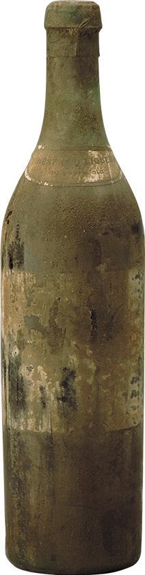 Cognac 1910 Rouyer Guillet & Co, Hors d'Age (1631)