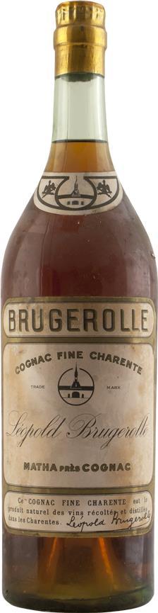 Cognac Léopold Brugerolle (5835)