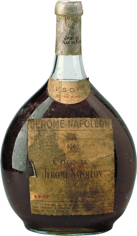 Cognac Jérome Napoléon 20 Year Old (5856)