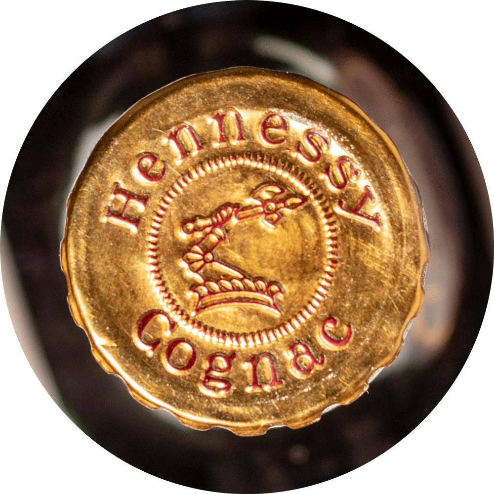 Cognac Hennessy Paradis 1979