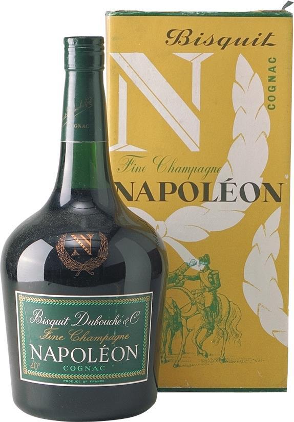 Cognac Bisquit Dubouché Napoléon Magnum (5903)
