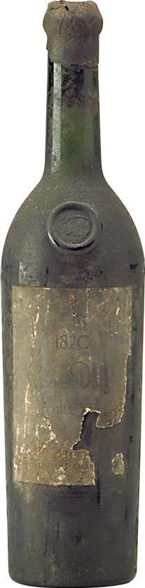 Cognac 1820 Edward Sheldon (5917)