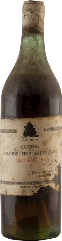 Cognac 1835 David Sandeman & Son (5935)