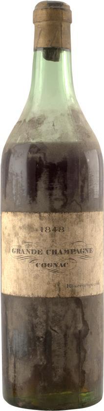 Cognac 1848 Caves du Chapon (5964)