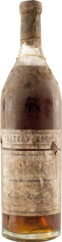 Cognac 1847 Château Guerin, Grande Fine Champagne (5986)