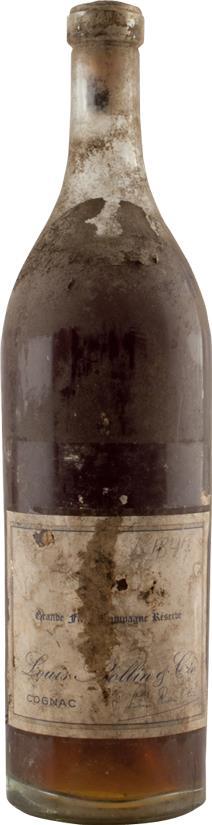 Cognac 1847 Château Guerin, Bottled in 1950's (5988)
