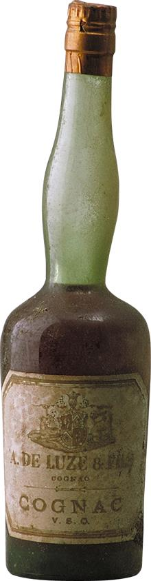 Cognac 1940 s de Luze & Fils A. V.S.O (1652)