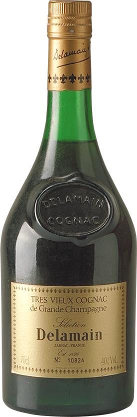 Cognac Delamain Grand Champagne Tres Vieux (6021)