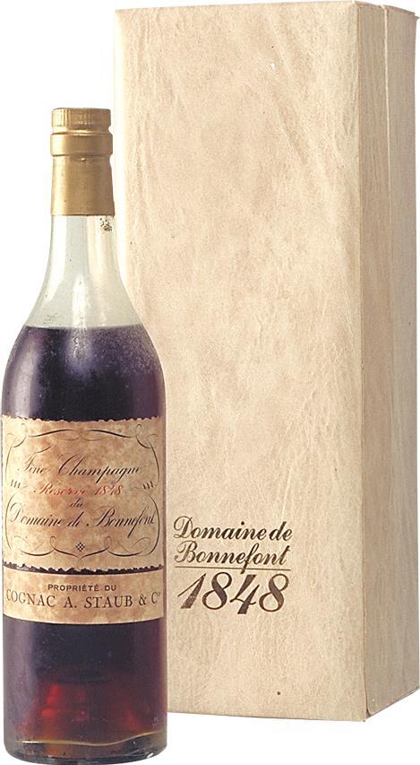 Cognac 1848 Staub & Co A. (6034)