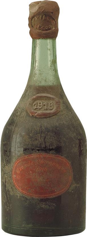 Cognac 1918 Pradelle Grand Champagne (6038)