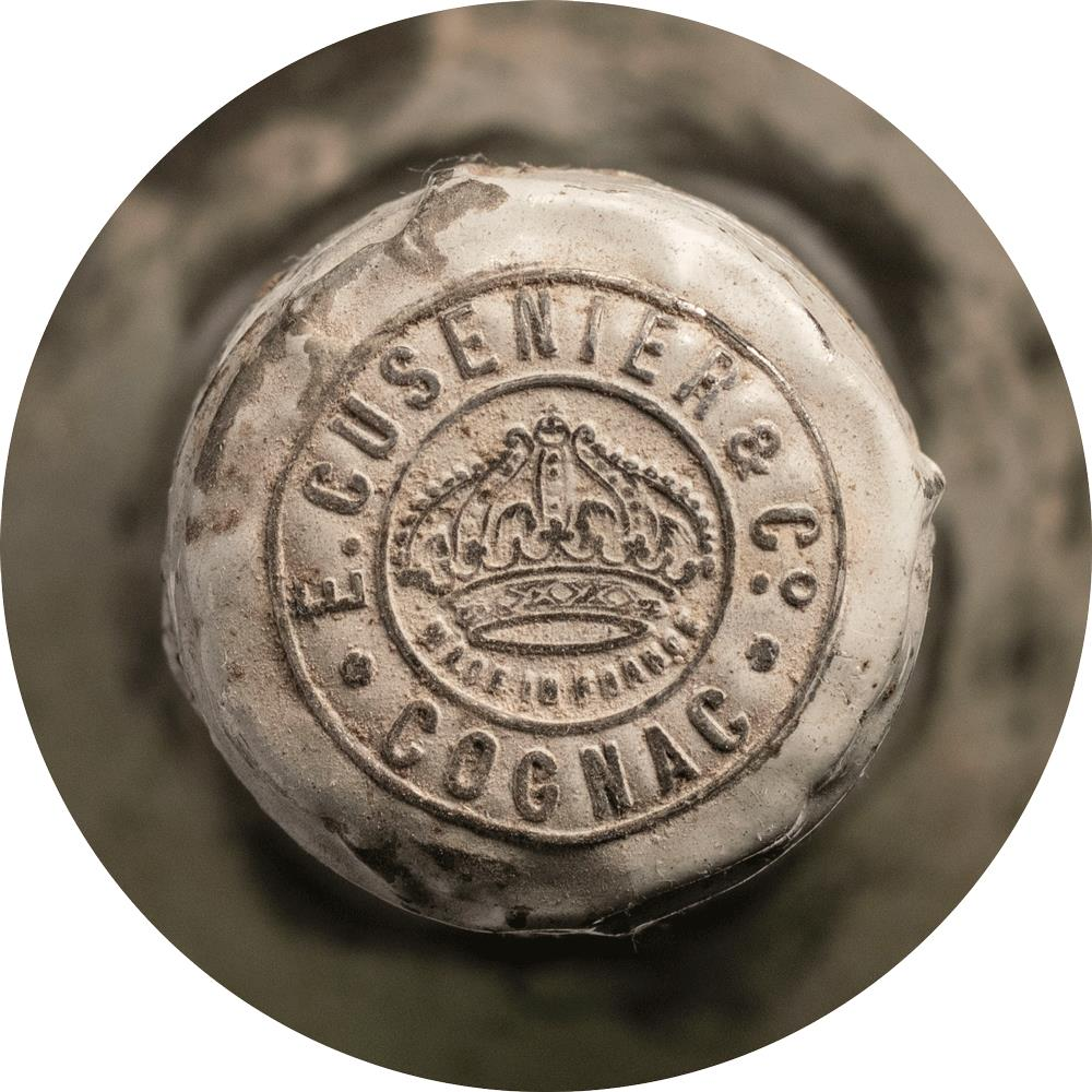 Cognac 1870 Cusenier Grande Champagne
