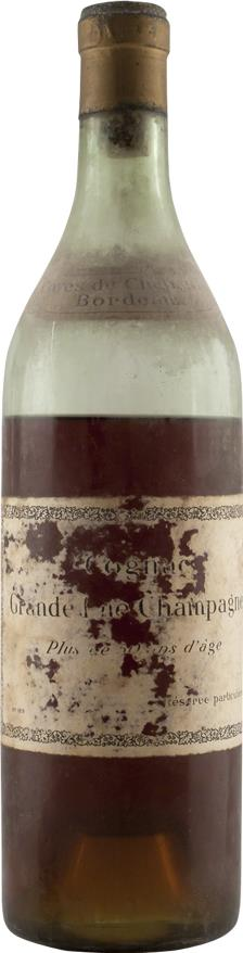 Cognac 1880 Sicart & Cie J. (20265)