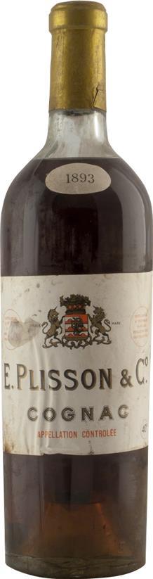 Cognac 1893 Plisson & Co E. (6099)