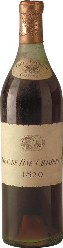 Cognac 1820 Emile Engrand (6115)