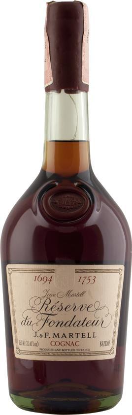 Cognac Martel Reserve du Fondateur
