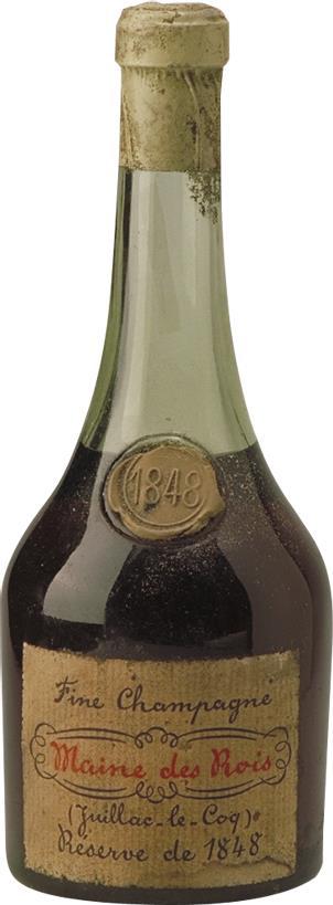 Cognac 1848 Maine des Rois (6134)
