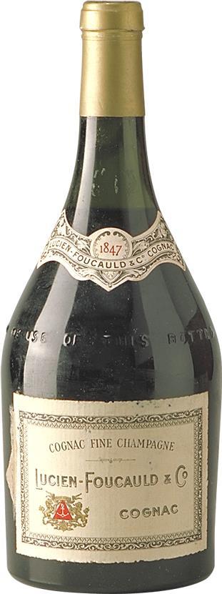 Cognac 1847 Lucien Foucauld & Co