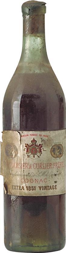 Cognac 1851 Courvoisier & Curlier (6228)