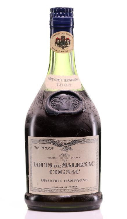 Cognac 1865 de Salignac & Co L.