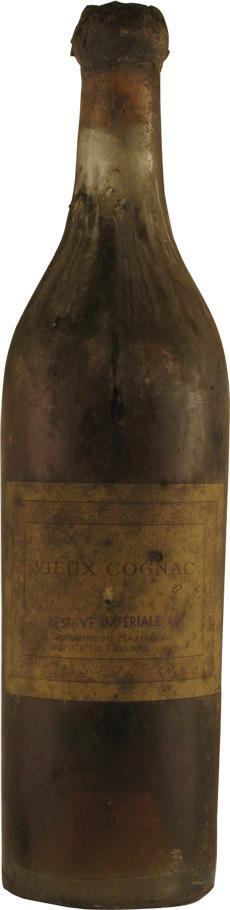 Cognac 1890 Domaine du Mazureau, Réserve Impériale (20270)