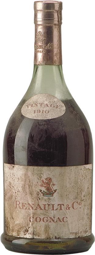 Cognac 1910 Renault & Co (6235)