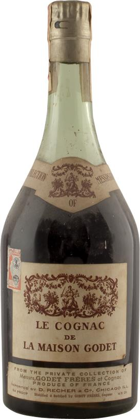 Cognac 1852 Godet Private Reserve