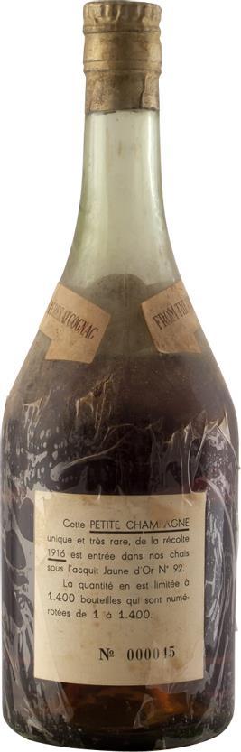 Cognac 1916 Godet