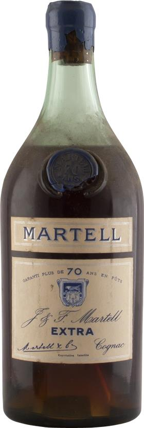 Martell Extra over 70 year old Cognac (6255)
