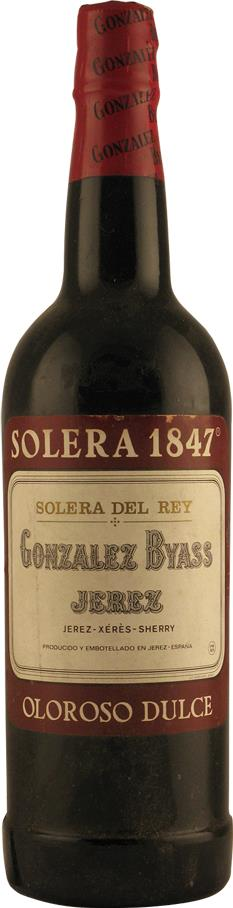 Sherry 1847 Gonzales Byass (6263)