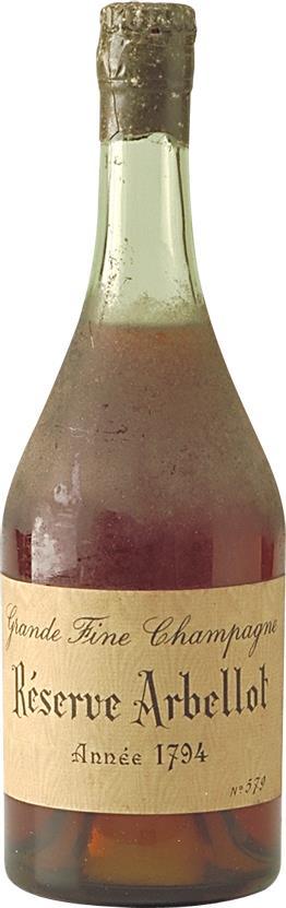 Cognac 1794 Arbellot (6267)