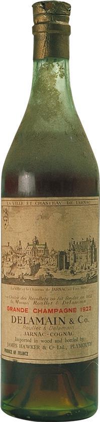 Cognac 1922 Delamain (6352)