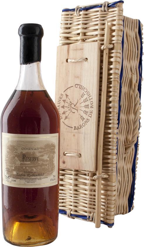 Cognac Baron Lafite-Rothschild Tres Vieille Reserve 0.75l (6368)