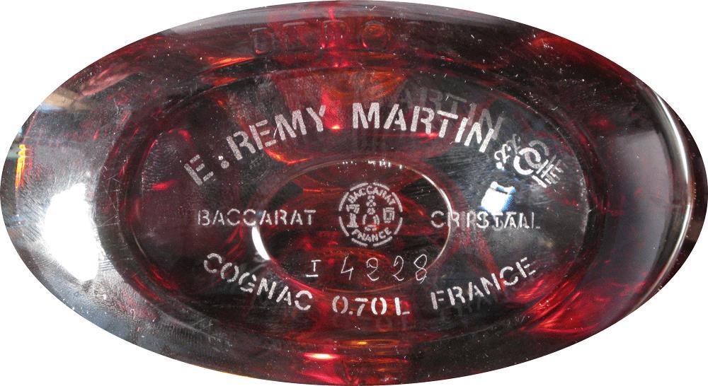 Louis XIII de Remy Martin Grande Champagne Cognac 1980s