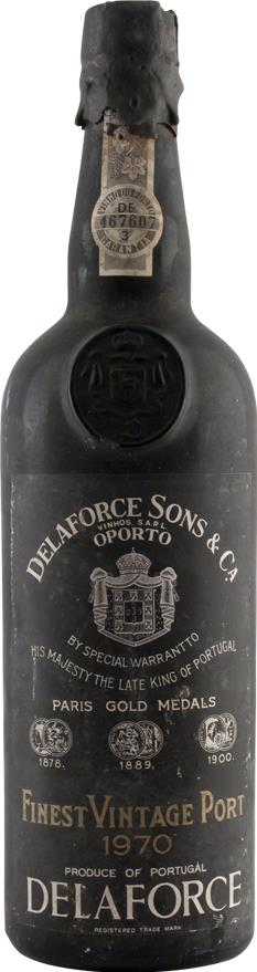 Port 1970 Delaforce Sons & Co (6408)