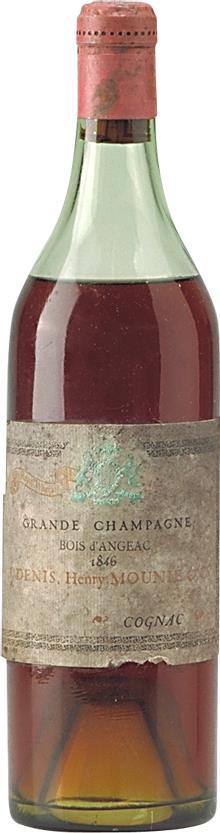Cognac 1846 Denis-Mounié Bois d'Angeac (6411)