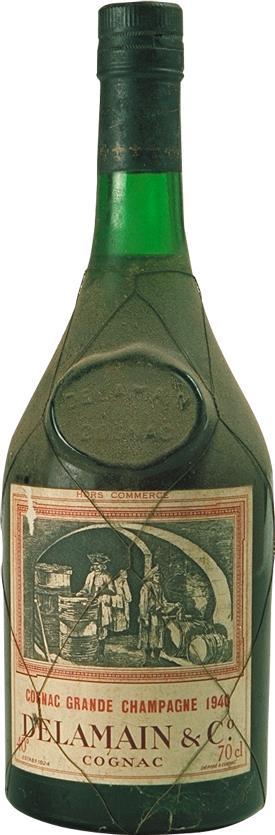 Cognac 1940 Delamain Grande Champagne (6449)