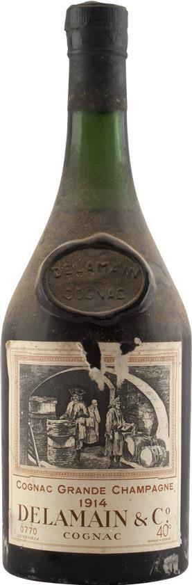 Cognac 1914 Delamain Grande Champagne (6455)