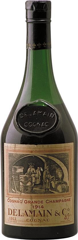 Cognac 1914 Delamain (6456)