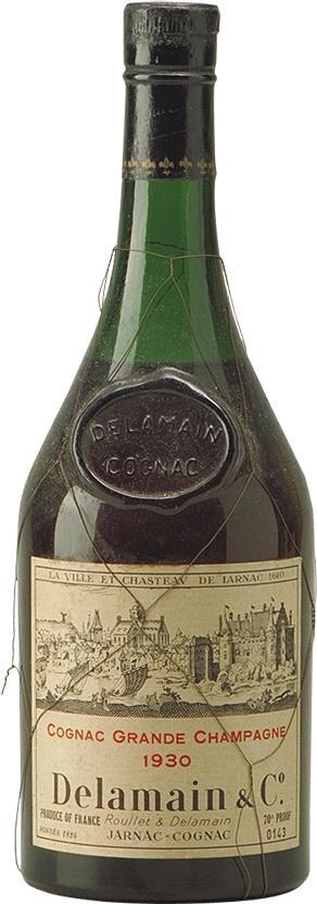 Cognac 1930 Delamain (6459)