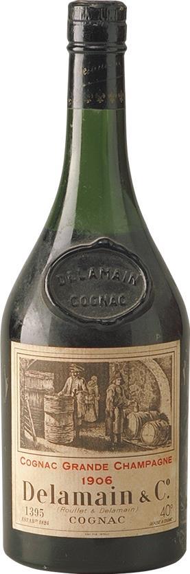 Cognac 1906 Delamain Grand Champagne (6461)
