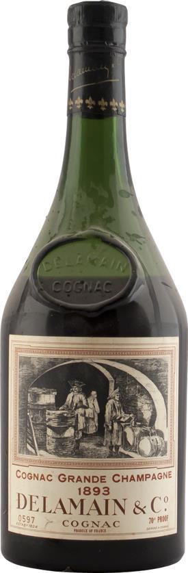 Cognac 1893 Delamain (6466)