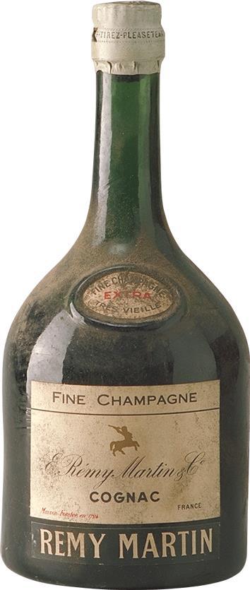 Cognac Rémy Martin Extra, Très Vieille (6496)
