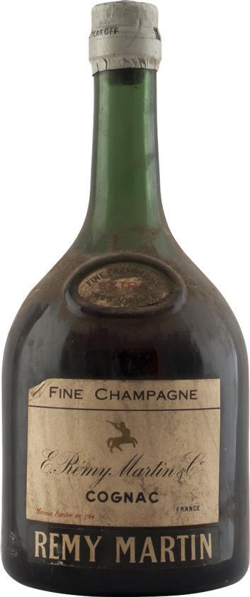 Cognac Rémy Martin Extra, Très Vieille, Fine Champagne 1940s (6498)
