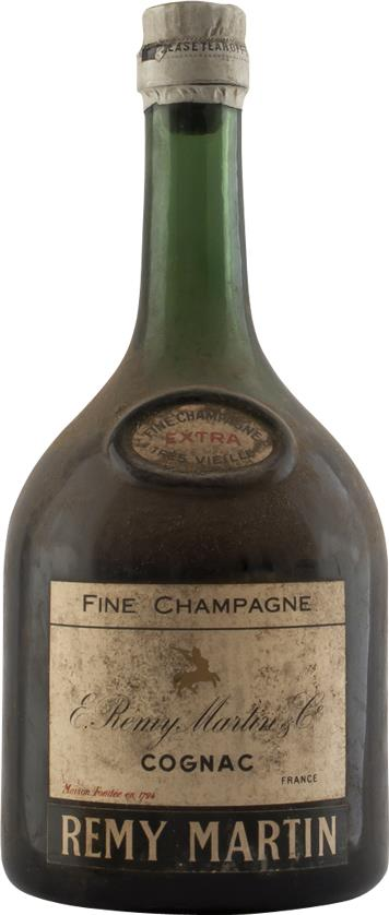 Cognac  Rémy Martin Extra, Très Vieille, Fine Champagne 1940s (6500)