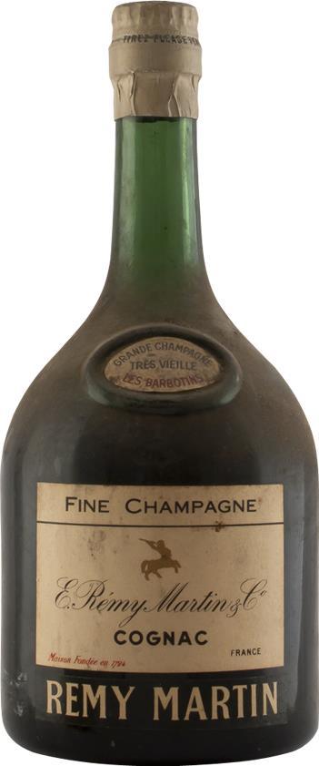 Cognac  1940s Rémy Martin Fine Champagne Trés Vielle (6508)