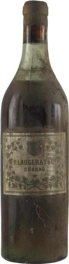 Cognac 1880 Laugerat & Co P. (20284)