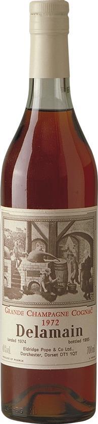 Cognac 1972 Delamain (6587)