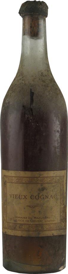 Cognac 1890 Domaine du Mazureau (20287)