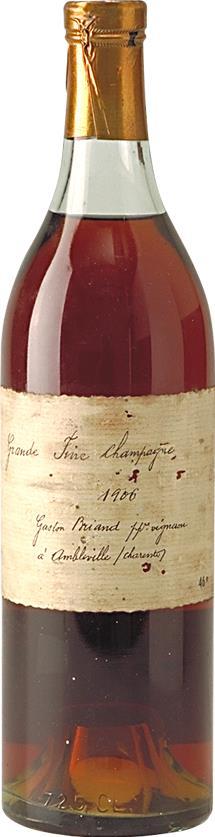Cognac 1906 Gaston Briand