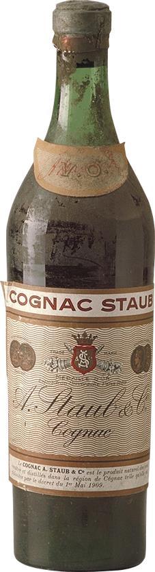 Cognac 1910 Staub & Co A. 1920s (6670)